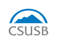 California State University San Bernardino, College of Natural Sciences Logo