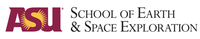 Arizona State University - School of Earth and Space Exploration Logo